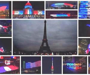 paris, prayforparis, and pray for paris image