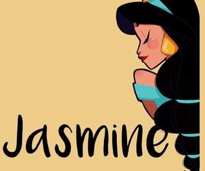aladdin, jasmine, and thebestprincessfavorite image