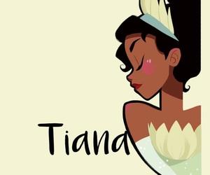 tirana and la princesa y el sapo image