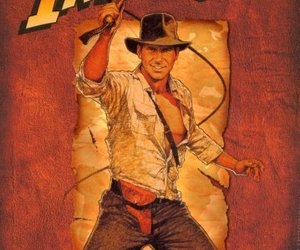 harrison ford, Indiana Jones, and movie image