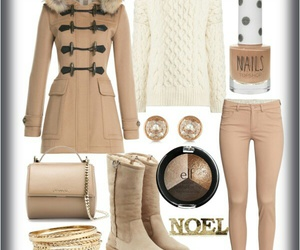 brown, chanel, and fashion image