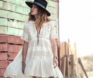 boho and fashion image