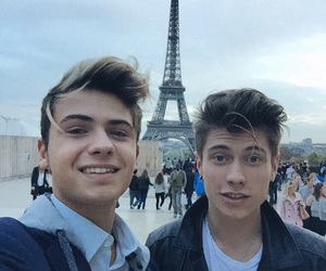 music, paris, and benji e fede image
