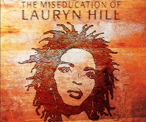 music, r&b, and lauryn hill image