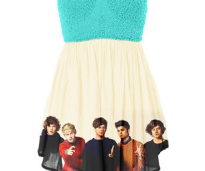 one direction, dress, and liam payne image