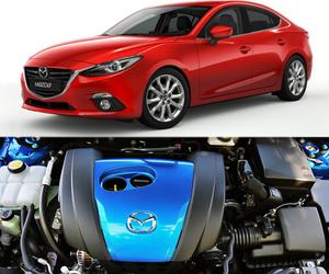 car, Mazda, and engine image