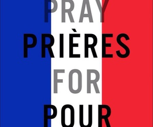 paris and prayforparis image