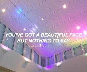 aesthetic, goth, and quotes image