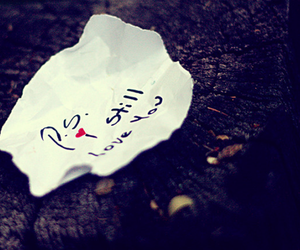 love, heart, and Paper image