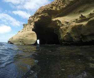 cave, nature, and discover image
