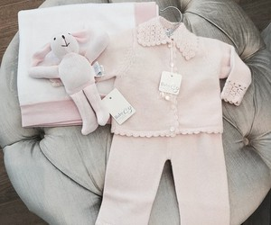 baby, clothes, and girl image