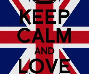 keep calm, one direction, and london image