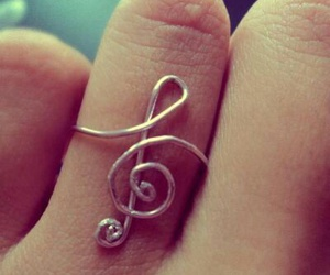 music and ring image