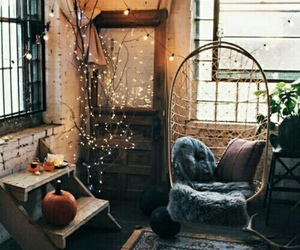 home, autumn, and room image