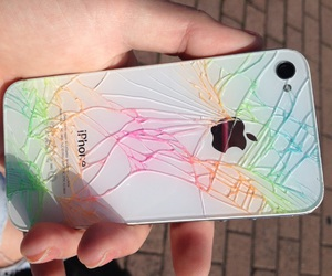 case, color, and iphone image