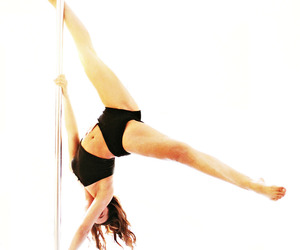 pole dance, perfect girl, and ilanaphotographie image