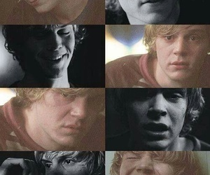 serie, evan peters, and ahs image