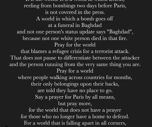 paris, pray for paris, and paris attack image