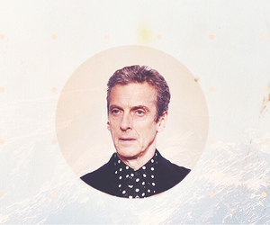 doctor who, twelve, and peter capaldi image
