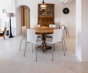 chair, dinningroom, and interieur image
