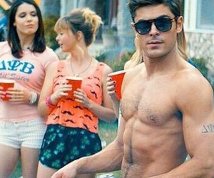 hit, neighbors, and shirtless image