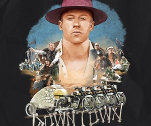 downtown, macklemore, and music image