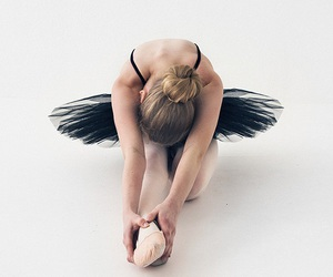 beautiful, dance, and dancer image