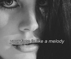 lana del rey, melody, and quotes image