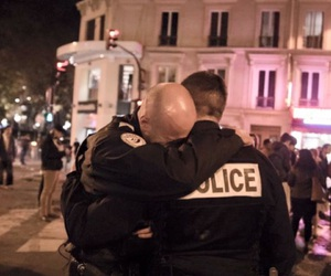 paris, police, and france image