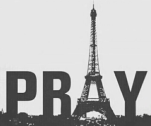 paris, pray, and peace image