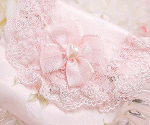 kawaii, lace, and pastel image