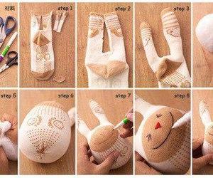 diy and socks image