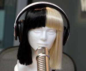 Adele, hair, and sia furler image