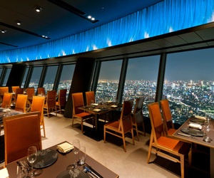 tokyo, tower, and sky restaurant 634 image