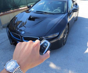 car, bmw, and luxury image