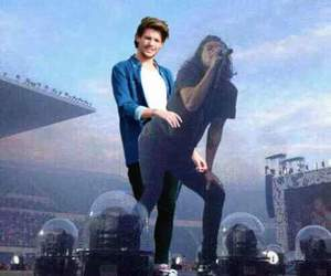 tops, louis tomlinson, and larry staylinson image