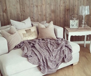 decor, fashion, and sofa image