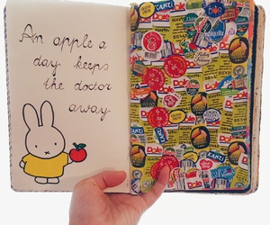 wreck this journal, miffy, and WTJ image