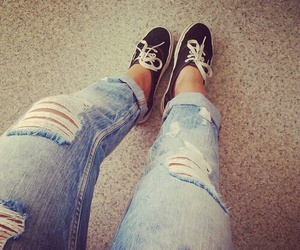body, jeans, and outfits image