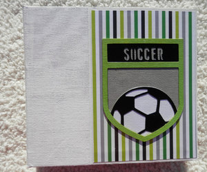 etsy, scrapbook, and soccer image
