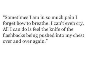 quotes, broken, and pain image