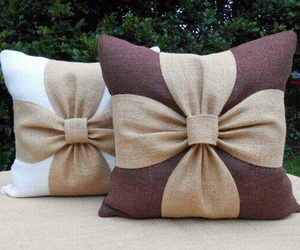 decoration, hand-made, and pillows image