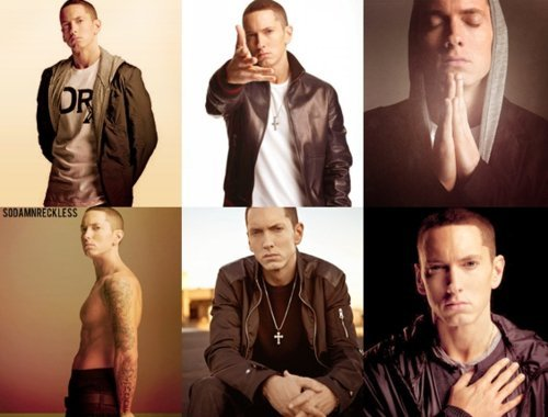 Eminem Facts