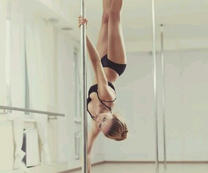 dance, Hot, and poledancing image