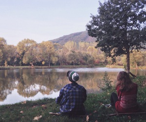 autumn, fall, and hipster image