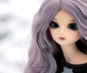 bjd, doll, and kawaii image