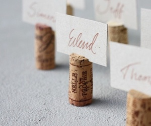 diy, handmade, and wine corks image