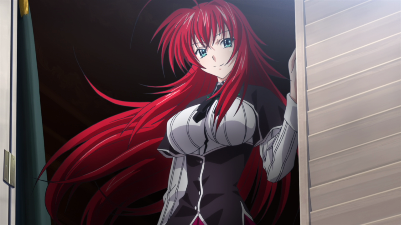 24 Images About High School Dxd On We Heart It See More