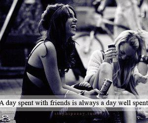 days, friendship, and fun image