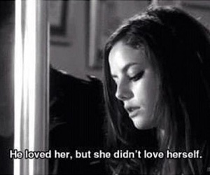 love, skins, and quote image
